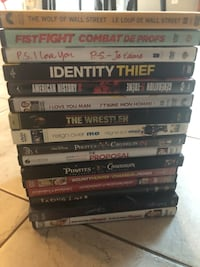 DVDs take all for 10.
