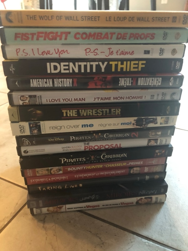 DVDs take all for 10. 267ab78a-12d0-4ccc-bde1-15c69d537899