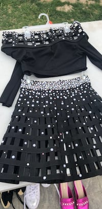 XxS gorgeous pearl two piece  London, N6L