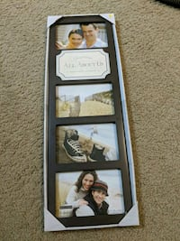 4 opening photo frame, unused, still in packaging Orlando, 32817