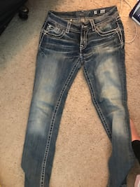 Miss Me Blue Jeans, Size 4-6, Great Condition Redding, 96001