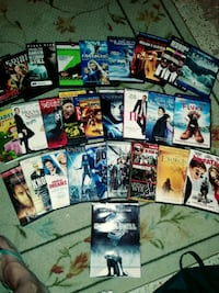 assorted DVD movies cpl blu-rays Melbourne, 32935
