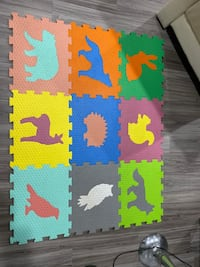 Baby/Kids Play Mat -PICK UP ONLY