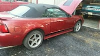 Ford - Mustang - 2001 willing to trade New Tripoli, 18066