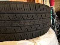All Season Radial Tires (4) 225/65/R17