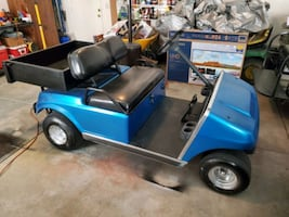 2002 gas golf cart