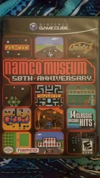 Namco Museum 50th anniversary game Queen Creek, 85142
