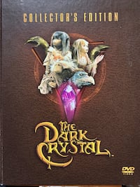 Dark Crystal collectors edition DVD Oakville, L6M