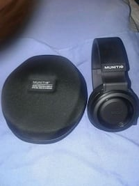 Munitions headphones and case new pro40 San Diego, 92110