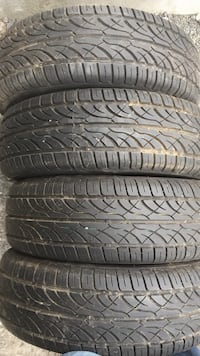 185/65 R14 - summer tires - almost new