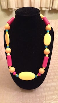 NEW Colorful Beaded Necklace Fayetteville, 28303