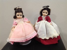 Madam Alexander-Little Women Dolls