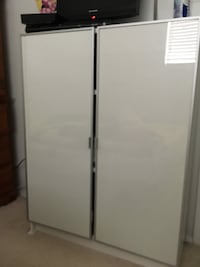 white side by side refrigerator Charlotte, 28214
