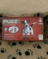 Pugz Shoe's for Dogs size 6 Toronto, M1C 1C7