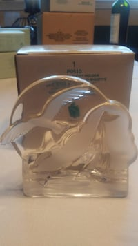 Partylite P0510 - Seagull Tealight Holder - New in Box