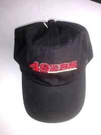 NEW San Francisco 49ers hat with reciept Nampa, 83651