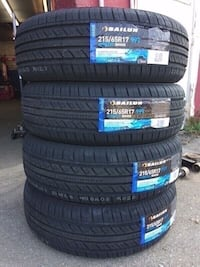 New Tire 215-65-17 Free Mount & Balance  Nashville, 37211