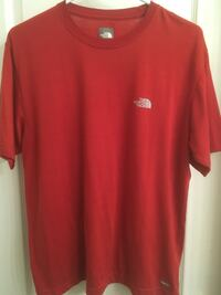 North Face men's red shortsleeve Surrey, V4N 0Y7