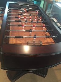 Electronic Foosball Table Ocean Gate, 08740