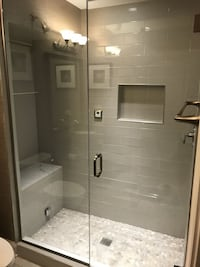 Bathrooms remodeling tile hardwood laminate  Sterling