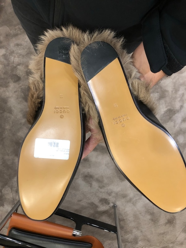 81ee5f1b8657 Used Gucci Princetown Slippers with Gucci Snake for sale in Dallas ...