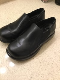 pair of black leather loafers Landover Hills, 20784
