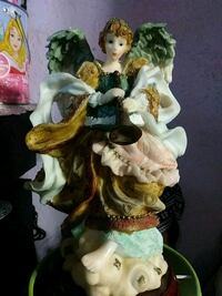 white and green dressed porcelain doll Long Beach, 90810