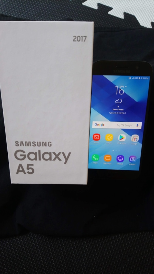 *Unlocked* Samsung Galaxy A5 2017 Ed. New and Used