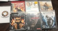 Liquidation - all playstation 3 games for $30 Toronto, M1W 3H7