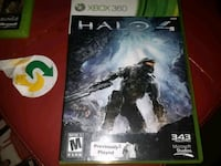 Halo 4 Xbox 360 game case Waterloo, N2J 2A2