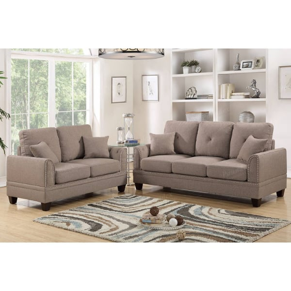 2-Pcs Sofa Set - Brand New - Free Home Delivery SF bay area
