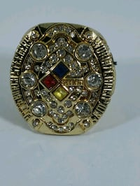 Pittsburgh Steelers Superbowl Ring 2008 brand new Oakton, 22124