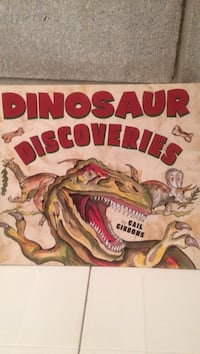 Dinosaur discoveries book Mississauga, L4T 1X6