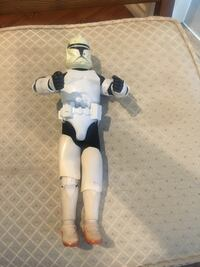 Storm trooper figure