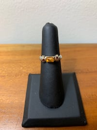 Vintage 14KT Gold and Sterling Silver Ring Alexandria, 22304