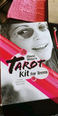 Tarot Cards for teens Fargo, 58102