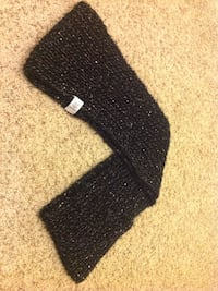 black knitted scarf Alexandria, 22309