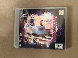 Tales of xillia 2 sony ps3 game case