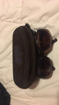 black framed sunglasses with case Cambridge, N1T 1P7
