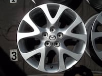 mazda 3 2018 new rims  Mississauga, L5B 4A8