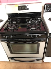 Frigidaire gray gas stove  Woodbridge, 22191
