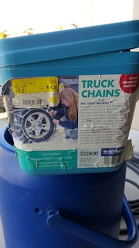 blue Truck chains part no. 222830 Greeley, 80634