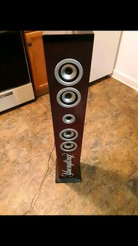 Rare bluetooth speaker with fm radio  Lakewood Township, 08701
