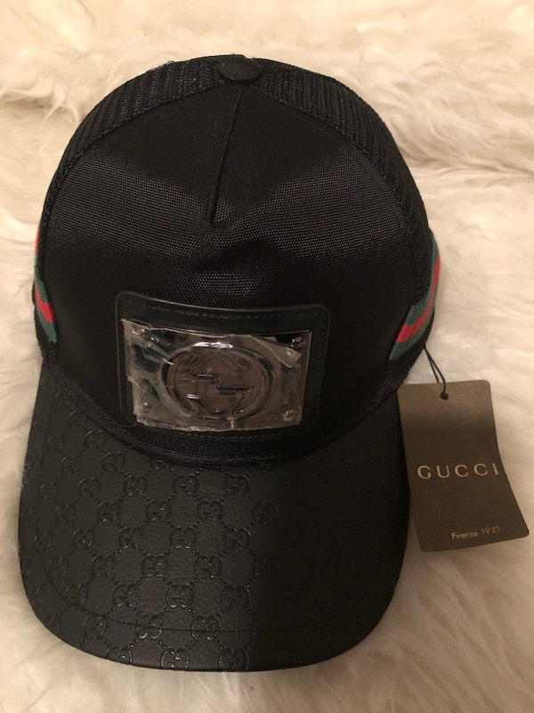 83974bbe41bcb7 Used Gucci hat for sale in Clifton - letgo