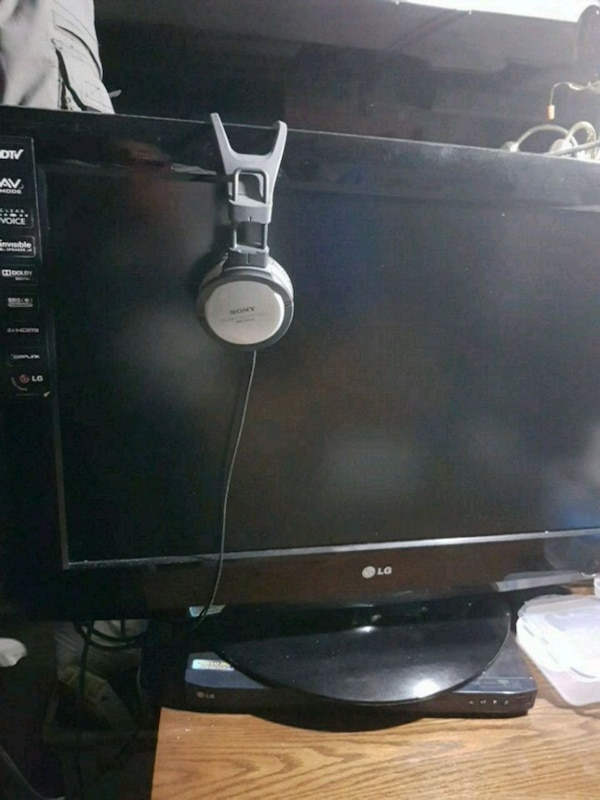 Tv and DVD bluray player