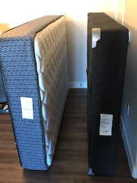 Double mattress and box spring - lightly used Henderson, 89052