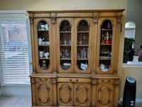 China cabinet Hutch Ashburn, 20147