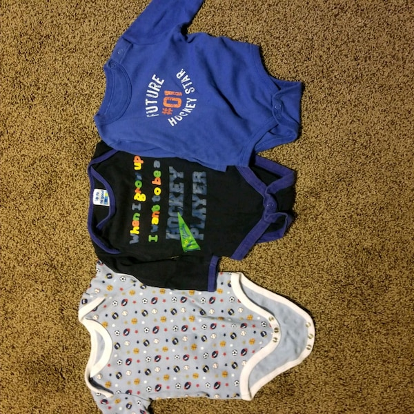 Baby clothes. 0-3m and 3-6m
