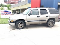 2001 Chevrolet Tahoe 4dr 4WD LT GUARANTEED CREDIT APPROVAL Des Moines