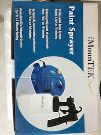 MOUNTEK PAINT SPRAYER